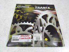 COURONNE ACIER STEEL SPROCKET 34T FE POUR POLARIS 330 TRAILBOSS 500 SCRAMBLER