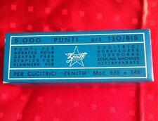 5.000 punti metallici Zenith 130/ BIS, per cucitrici mod. 530 - 548-548/E