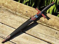 Knights Templar Dagger - Crusader - Masonic - Freemason - Medieval - Short Sword