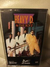 Heavy D and the Boyz - Big Tyme - (Cassette)