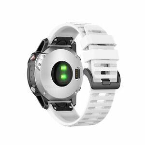 Strap For Garmin Fenix 6 6X 6S Pro 5S Plus 3 3HR Watch Quick Release Wrist Band