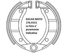 176.0151 GRILLETES FRENO D.90X18 MUELLES POLINI FANTIC MOTOR : ISSIMO 50