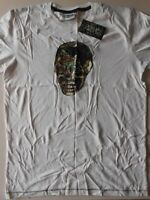 Mylene Farmer T-Shirt Tee Shirt En Tournée 2009 Homme Taille L (TS036) neuf
