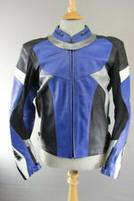 SPADA SPORTS COLLECTION LEATHER BIKER JACKET WITH CE ARMOUR & RACE HUMP 42 INCH