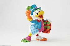 Disney by Britto 4051800 Uncle Scrooge Figurine NEW in Gift Box - 26060