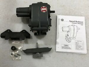 Shopsmith Mark V Speed Reducer   Reduces speed to 100 RPM 1993 Open box