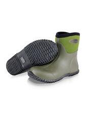 Dirt Boot Neoprene Wellington Muck Field Garden Wellies Stable Yard Ankle Bootie