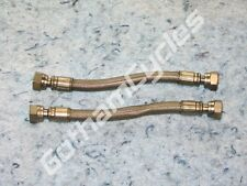 Ducati 1198 / 1198S Engine Motor Oil Cooler Lines Hoses Pipes
