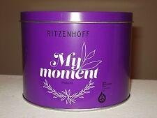 Ritzenhoff MY MOMENT Teeglas 0,45 l mit Glasdeckel Selli Coradazzi 2016 lila