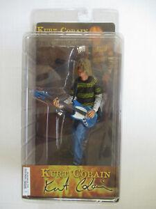 Kurt Cobain action figure - NECA - 2006 - new - sealed