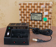 Nikon MH-1 Quick Charger for MN-1 Rechargeable Batteries in box F2 MB-1 MH1 NM