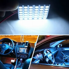 36 SMD Xenon Panel White Light T10 BA9S Adapter Festoon Dome 36 LED Bulb Lamp
