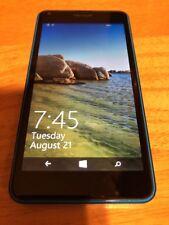 Nokia Lumia 640 (Cricket) Clean ESN - 8GB - Windows OS - Smartphone - Used