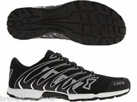 MENS INOV8 INOV-8 F-LITE 195 BLACK WHITE TRAINING SHOES MEN'S SPORTS RUNNERS