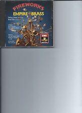 Fireworks by Empire Brass (CD, 1988, EMI Music Distribution