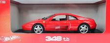 Mattel 1 18 Ferrari 348 TB - rot