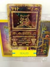 POKEMON TCG: ANCIENT MEW HOLO PROMO CARD THE MOVIE 2000 BRAND NEW SEALED CNY