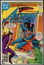 DC Comics ACTION Comics #508 SUPERMAN VFN- 7.5