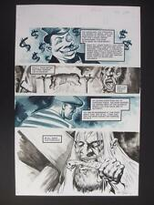 The Goon #41 DARK HORSE 2012 (Original Art) Page 14 by Eric Powell!!! Comic Art