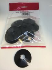Talon (PCB15) 15mm Black Pipe Covers Pack of 10