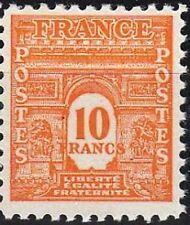 "FRANCE STAMP TIMBRE N° 629 "" ARC DE TRIOMPHE 10F "" NEUF xx TTB"