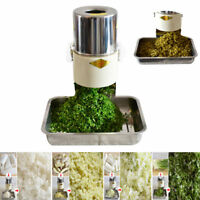 220V Electric Vegetable Chopper Grinder Commercial Food Processor Machine 220W