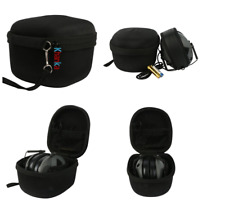 Carrying Storage Hard Case Cover Bag For 3M Peltor Sport Tactical Safety Earmuff