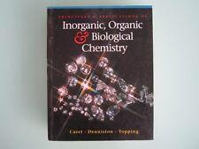 PRINCIPLES  & APPLICATIONS OF INORGANIC, ORGANIC & BIOLOGICAL CHEMISTRY - CARET