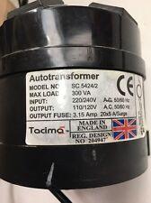 Autotransformer Tacoma Euro to American plug adapter converter Used