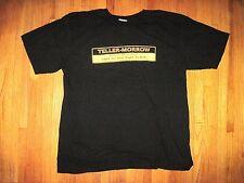 Sons of Anarchy SOA Teller-Marrow Garage Repair Black T-Shirt Adult Size 3XL New