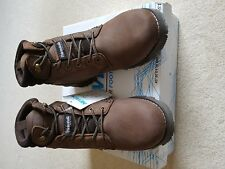 MENS BNWB NEVICA BROWN WATERPROOF WALKING, SNOW BOOTS SIZE 11