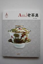 Ancient Tea Sets history book(English-Chinese) Learn China traditional Culture