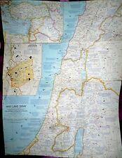 Antique Asian Maps Atlases Jerusalem eBay
