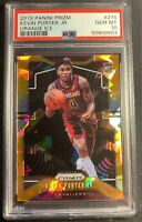 2019-20 Panini Prizm Kevin Porter Jr. Orange Ice Prizm #274 PSA 10 rookie card