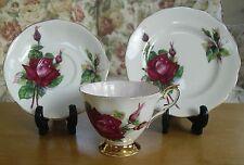 Royal Standard Harry Wheatcroft Grand Gala Trio - Tea Cup/Saucer/Side Plate