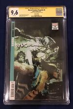 Marvel Comics Presents #4 1:50 Variant CGC 9.6 Signed by Bill Sienkiewicz HOT!!!
