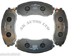 FOR HYUNDAI i800 / iLOAD 2.5 TD / CRDi 08> FRONT BRAKE PADS / PAD SET