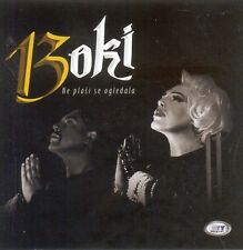 CD BOKI 13 Ne plasi se ogledala Album 2012 Osoba X Kaligula Ostani More Sokol