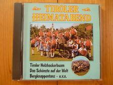 Tiroler Heimatabend  MINI CD