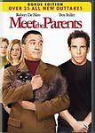 MEET THE PARENTS (DVD: Robert De Niro, Ben Stiller, Teri Polo) - NICE! L@@K!
