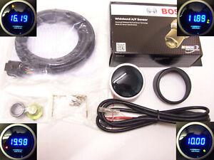 RSR Breitband Lambda Anzeige + Sonde Bosch 4.9 LSU Wideband Gauge 16V VR6 Turbo