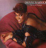 WARWICK Dionne - Love songs (The) - CD Album