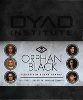 Orphan Black - Classified Clone Reports by Keith R A DeCandido, NEW Book, FREE &