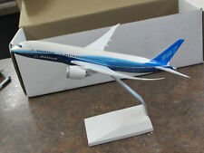 PACMIN 787 Boeing Livery Model  Excellent Condition 1/200 scale model.