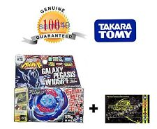 Takara Tomy Beyblade BB-70 Galaxy Pegasis Pegasus W105R2F W / Bey Point Card USA