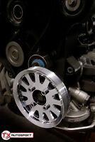 Vauxhall Astra Zafira GSi SRi Coupe Turbo Billet Lightweight Bottom Crank Pulley
