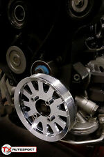 Vauxhall Astra H VXR GTC 2.0 Turbo Z20LET Billet Lightweight Bottom Crank Pulley