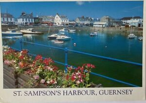 St Sampsons Harbour Guernsey