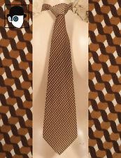 "'PIERRE CARDIN - PARIS' 70s X-WIDE SILK NECKTIE / TIE - L 57"" - W 4.75"" - (Z)"