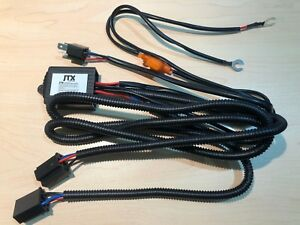 JTX LED Lights Loom Wiring Harness for Suzuki Sierra